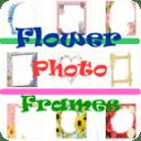 Flower Photo Frames Maker