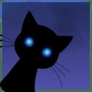 黑猫动态壁纸