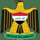 Iraq Coat Arms LWP 3D
