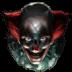可怕的邪恶的小丑