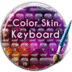 Keyboard Skin Color