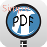 简单PDF阅读器