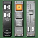 AudioBar媒体音量控制器