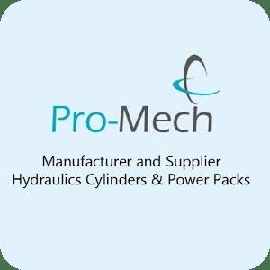Hydraulic Cylinder & PowerPack