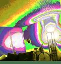 Colorful Cartoon Camera