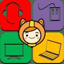 儿童英语电脑配件