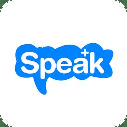 Speak+