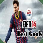 FIFA14的最佳目标