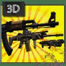 3D武器模拟
