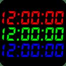 數字時鐘動態壁紙