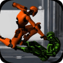 街头机器人格斗