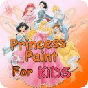 Princess Paint For Kids