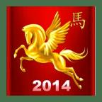 2014年生肖運程書