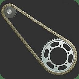 齿轮与自行车计算器 Gear ratio bike calculator