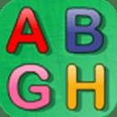 字母拼图儿童游戏