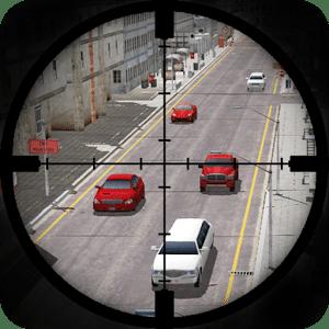 城市交通狙击手射击3D