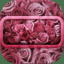 Cute Rose Battery