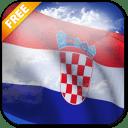 3D克羅地亞國旗