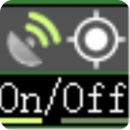 GPS On/Off Toggle switcher
