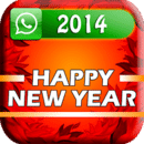Whats App New Year Cards