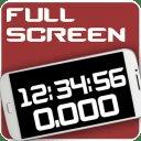 全屏幕码表(Full Screen Stopwatch)