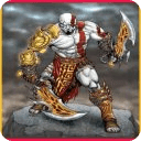 God Of War Puzzle Game !!