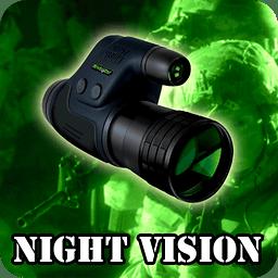 夜视摄像机模拟器