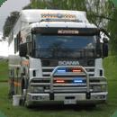Police Truck Traffic Racer