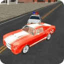 Police Chase Simulator 3D