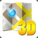 3D 地图 塞内加尔