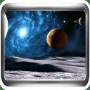 GALAXY S4 :太空