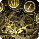 Mechanical Clock live wallpaper
