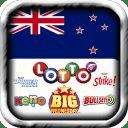 新西兰乐透和强力球