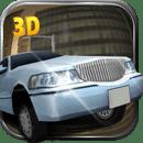 市豪华轿车驾驶模拟器 3D