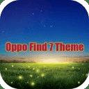 Oppo Find 7 Theme