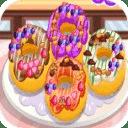 甜甜圈烹饪比赛
