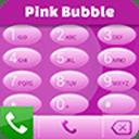 ExDialer粉红色泡沫