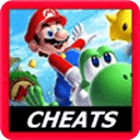 Mario Game Cheats Only