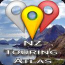新西兰旅游地图/图集