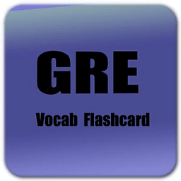 GRE WordPrep Flashcards