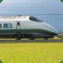 Train Puzzle:YamagataShinkansen