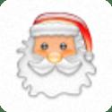 飞翔的圣诞老人