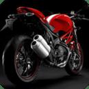 赛车摩托竞猜游戏