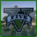 GTA V Logo Spin Live Wallpaper