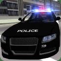 警车漂移3D