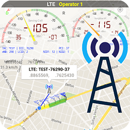 Network Cell Info