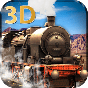 模拟火车3D