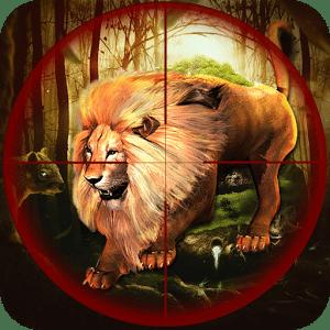 动物狩猎狙击手枪
