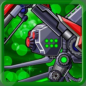 Toy Robot War:Robot Tarantula