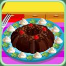 库克巧克力蛋糕